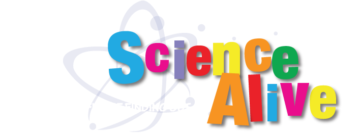 Logo for Science Alive