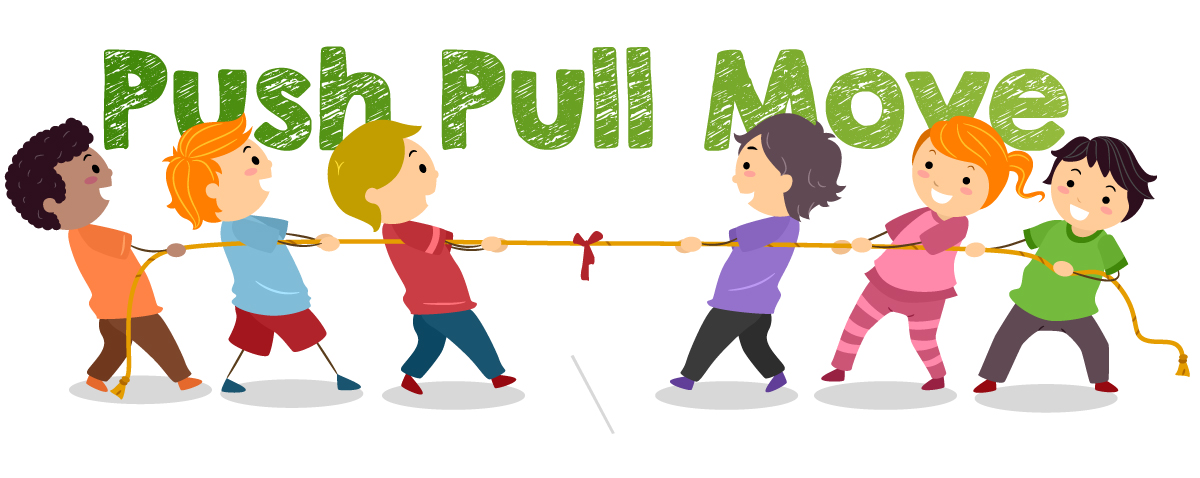 Image result for push and pull
