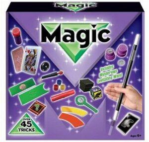 Magic! Over 45 tricks
