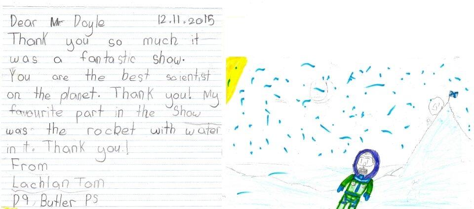 Butler PS - letter 1