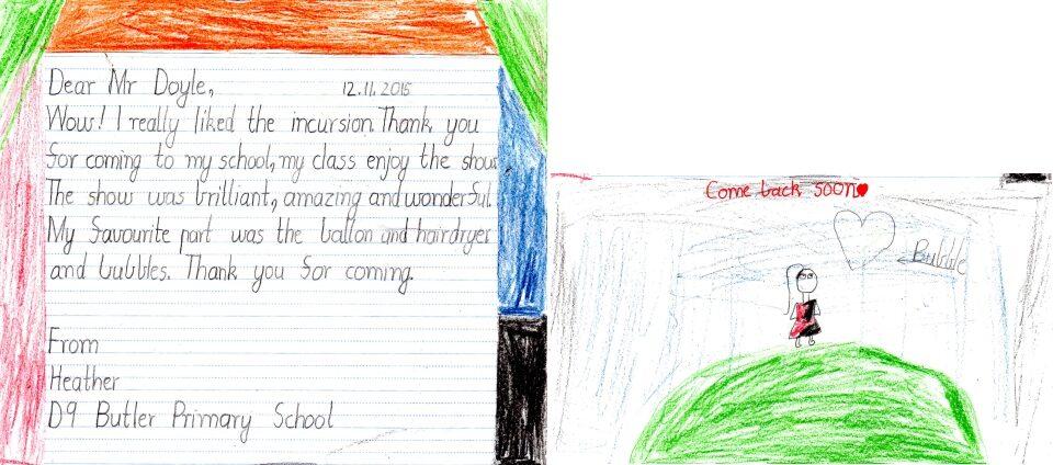 Butler PS letter 2
