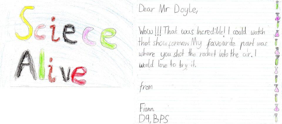 Butler PS letter 3