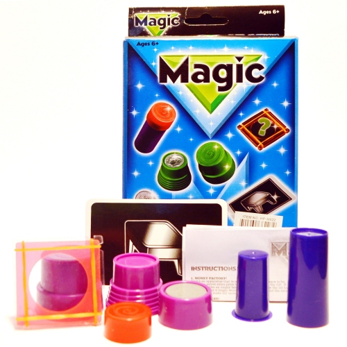 Magic over 15 Tricks