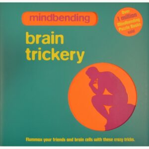 Brain trickery - the book!