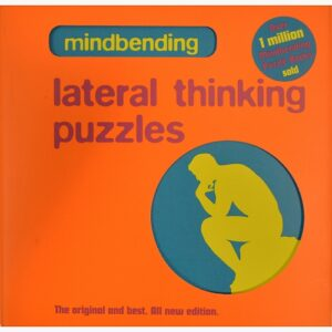 Lateral thinking - the book!